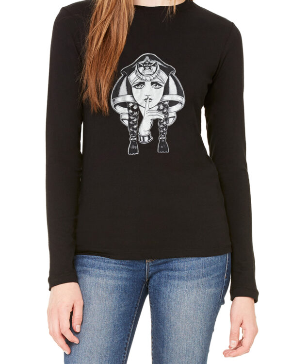 Long Sleeve Fortune Teller